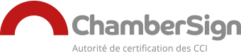 Certificats ChamberSign